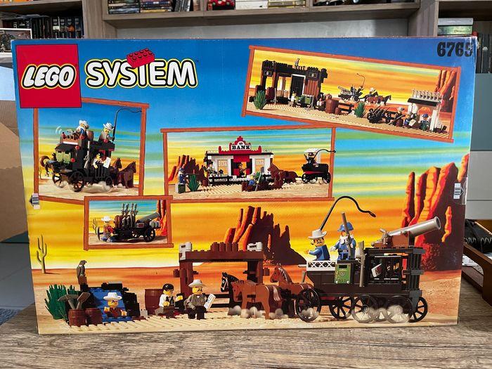 LEGO Western 6765 Gold City Junction Catawiki 2