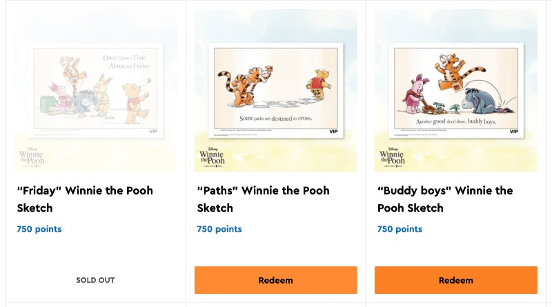 LEGO Winnie The Pooh VIP Art Prints Featured