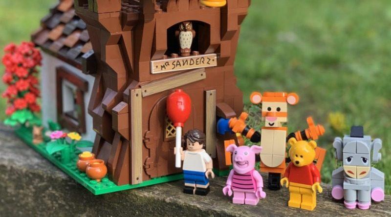 LEGO Winnie the Pooh update featured