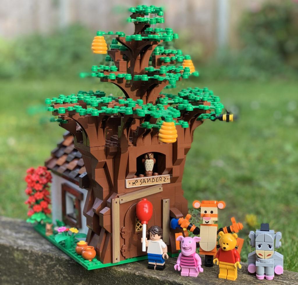 LEGO Winnie the Pooh update