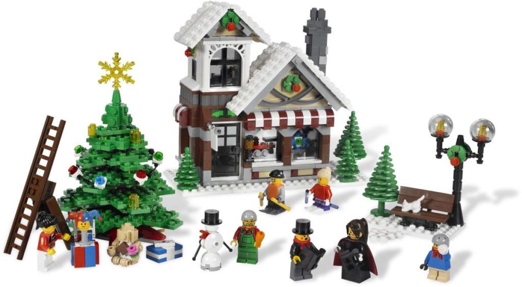 LEGO Winter Village Collection 10199 Winter Village Toy Shop