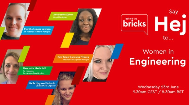 LEGO Women in Engineering