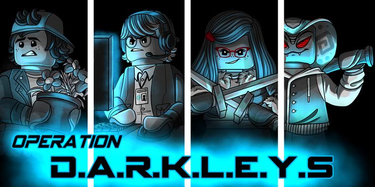 LEGO World Builder Operation darkleys