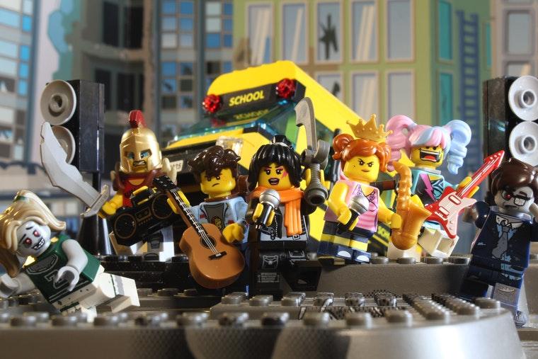 LEGO World Builder Rockpopalypse