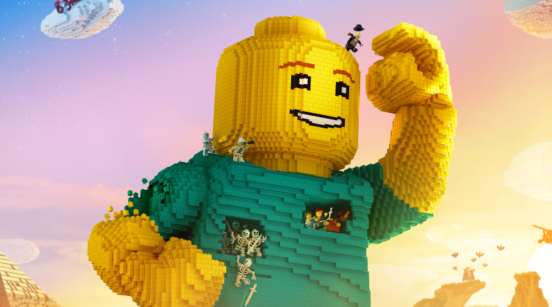 LEGO Worlds Featured