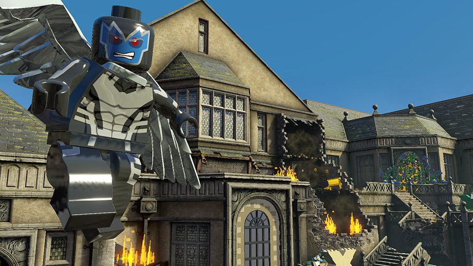 LEGO X Mansion