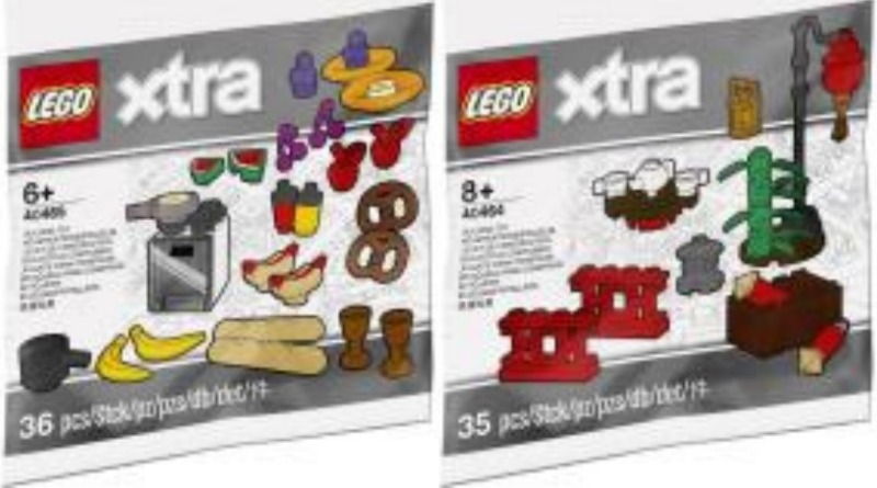 LEGO Xtra 2021 Polybags Featured