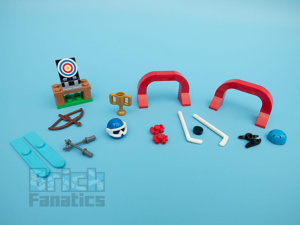 LEGO Xtra 40375 Sports Accessories 2