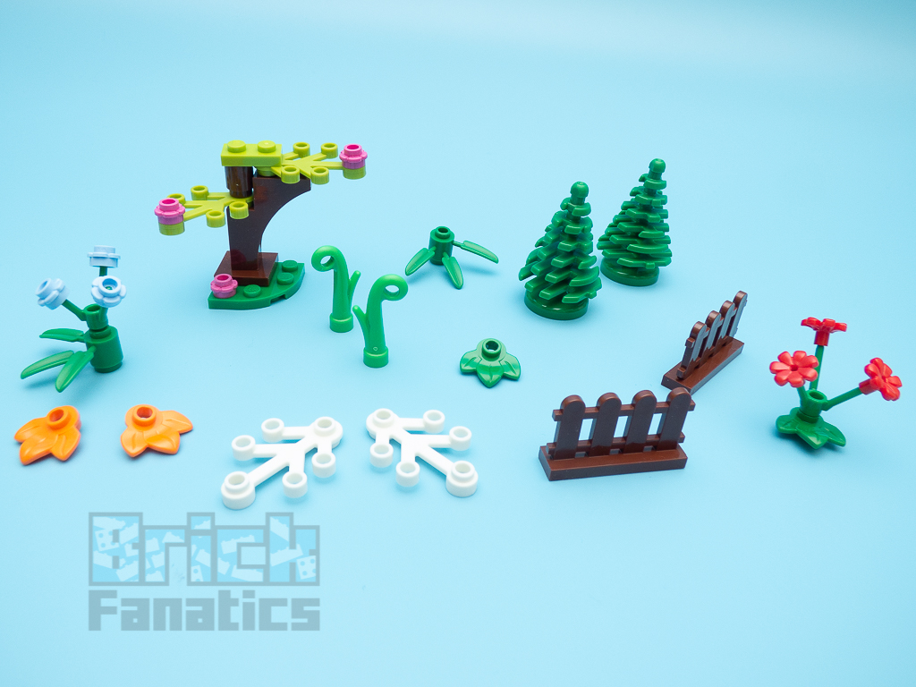 LEGO Xtra 40376 Botanical Accessories 2