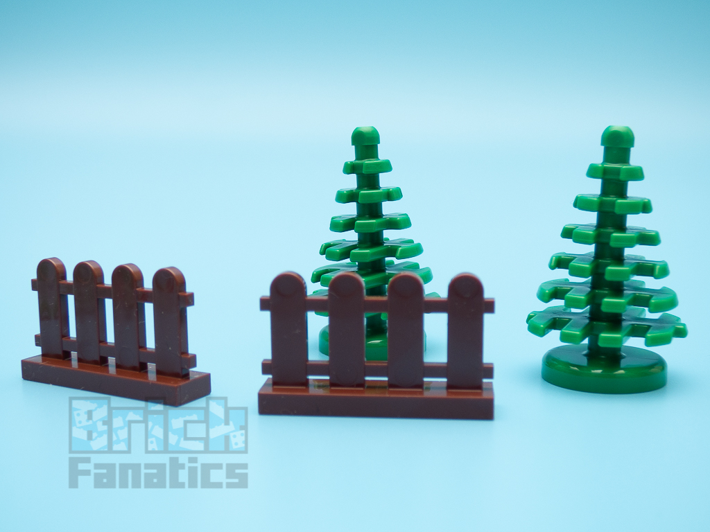 LEGO Xtra 40376 Botanical Accessories 5