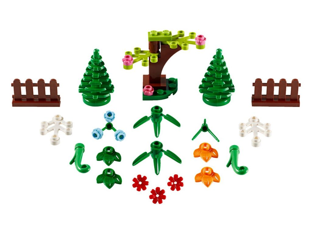 LEGO Xtra 40376 Botanical Accessories