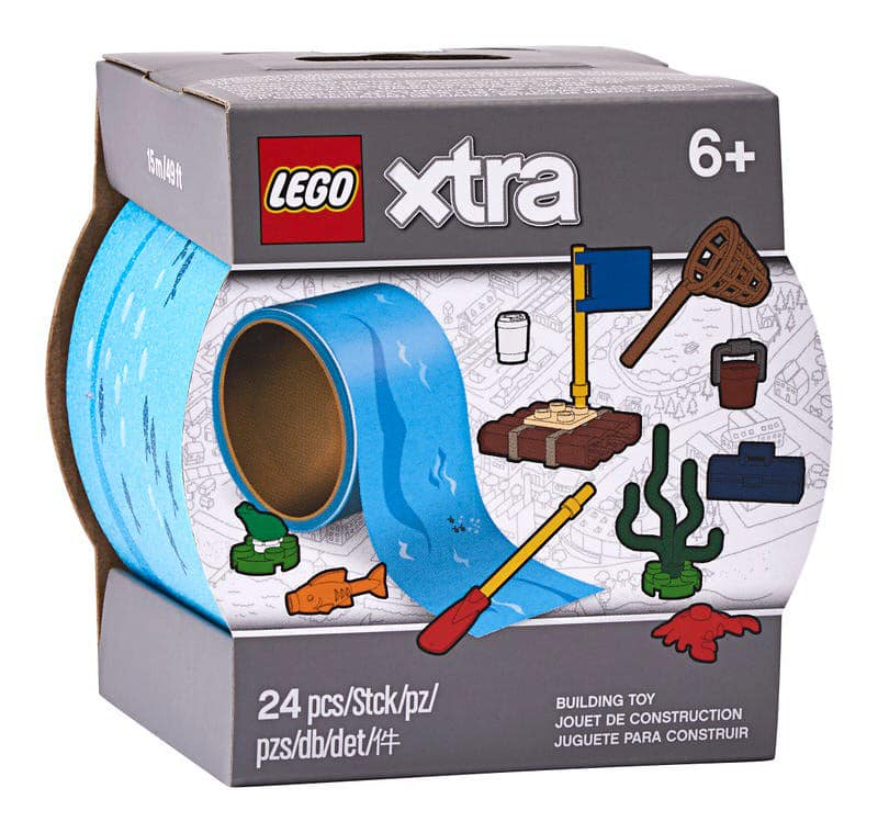 LEGO Xtra 854065 Water Tape 1