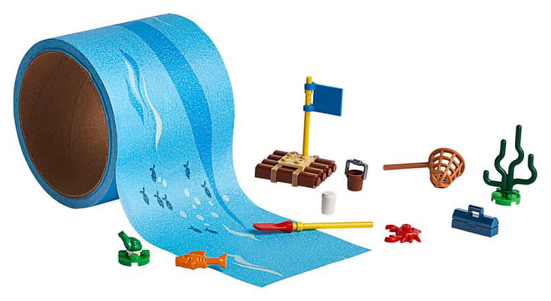 LEGO Xtra 854065 Water Tape 2