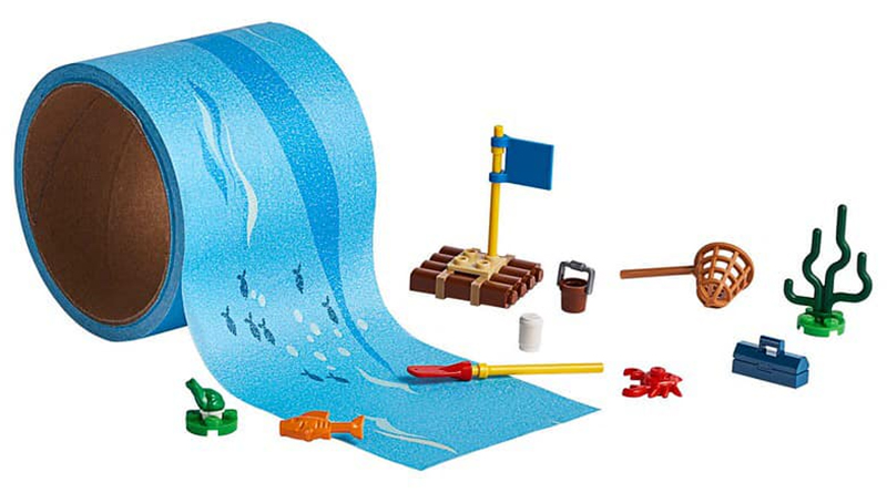 LEGO Xtra 654065 Water tape