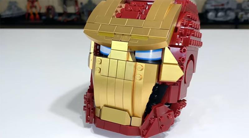 LEGO YouTube MandR Iron Man Featured