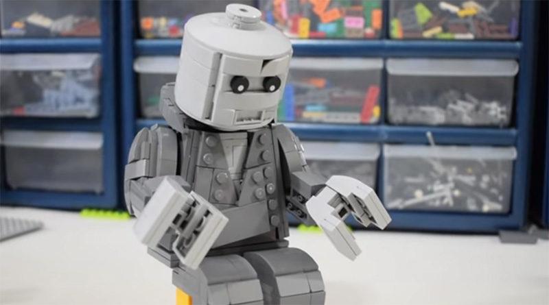 LEGO YouTube giant Snoke featured