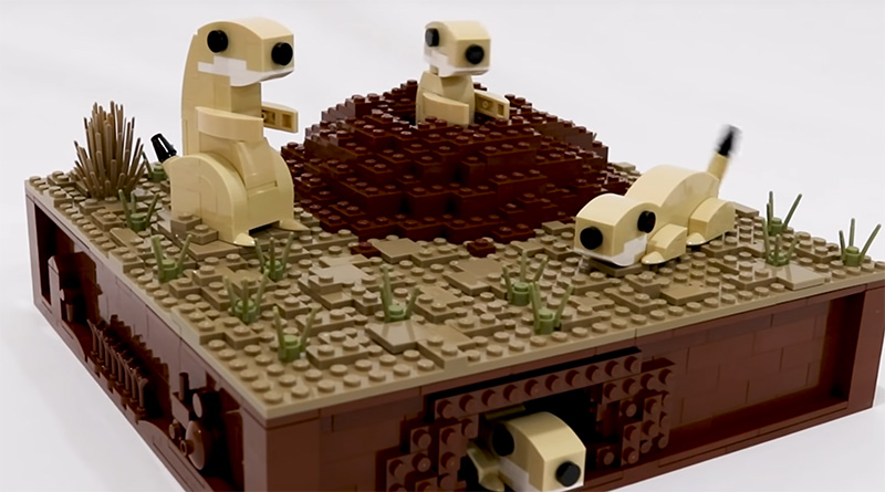 LEGO YouTube Prairie Dogs Featured