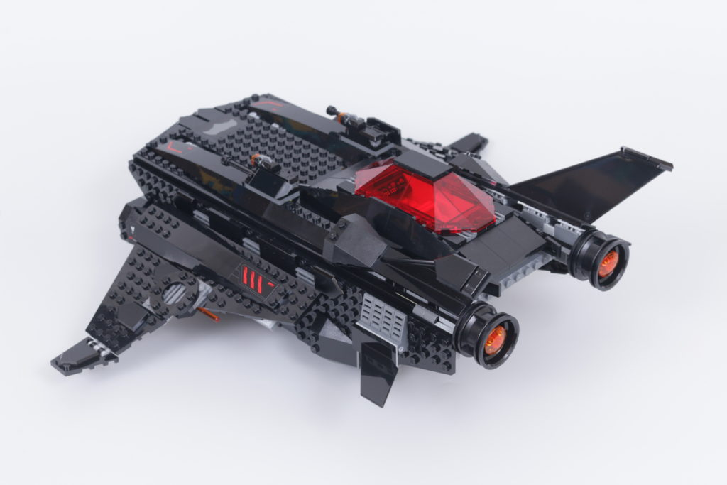 LEGO Zack Snyder Justice League Sets 76086 Knightcrawler Tunnel Attack 76087 Flying Fox Batmobile Airlift Attack 76085 Battle Of Atlantis 5