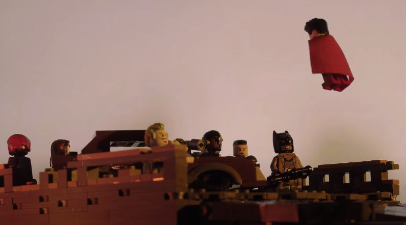 LEGO Zack Snyders Justice League Knightmare featured