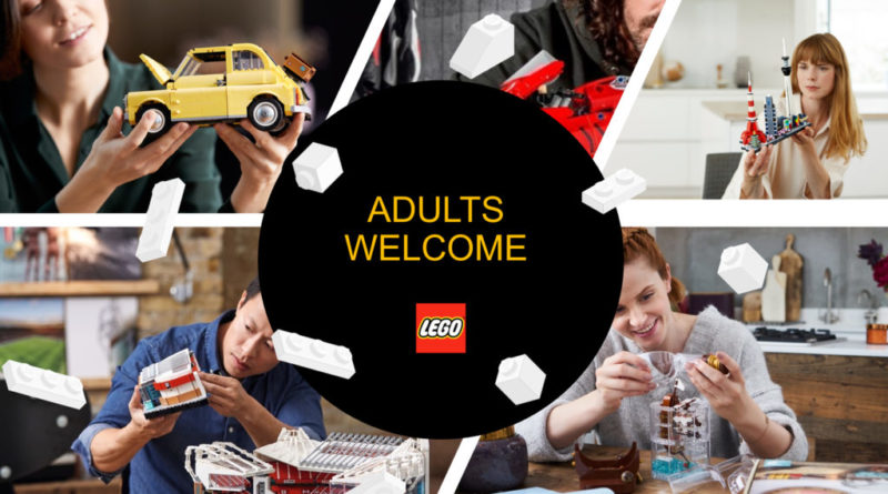 LEGO Adults Welcome Featured 800x445