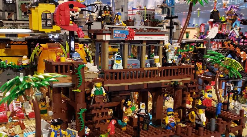 LEGO Barracuda Bay Solution Featured