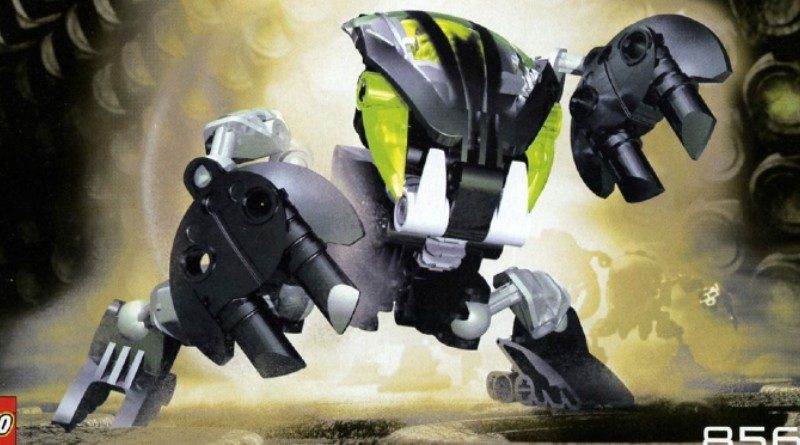 LEGO bionicle Bokrok easter egg featured