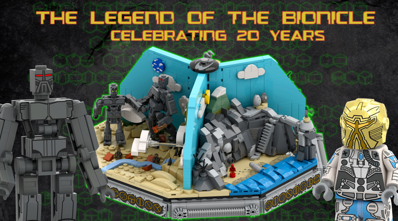 LEGO Bionicle Ideas Featured