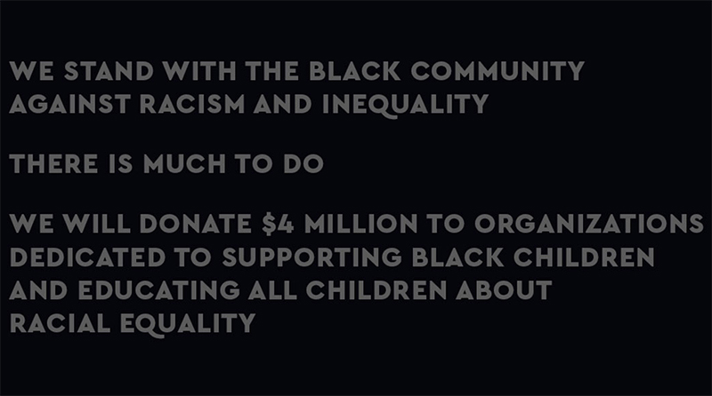 LEGO Black Community Statement Featured