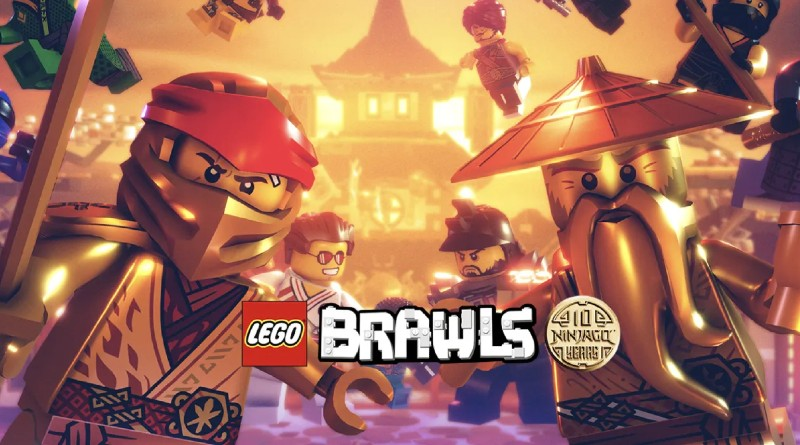 LEGO Brawls Ninjago Featured