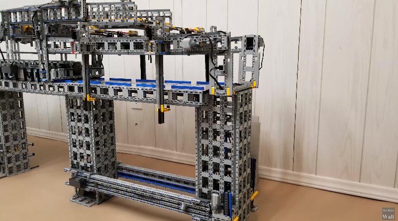 LEGO Bridge Factory Behind The Scenes Featured