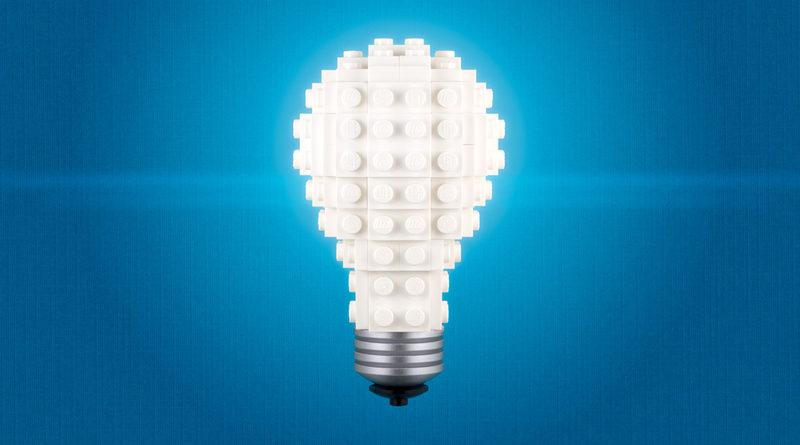 Brick Pic of the Day: Bright idea