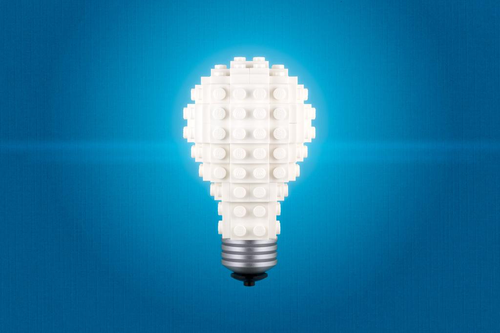 LEGO bulb