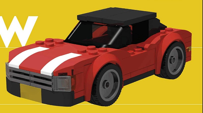 LEGO Cars Book Featured