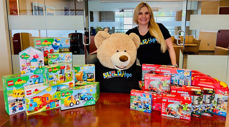 LEGO Childrens Hospital Donation Featured