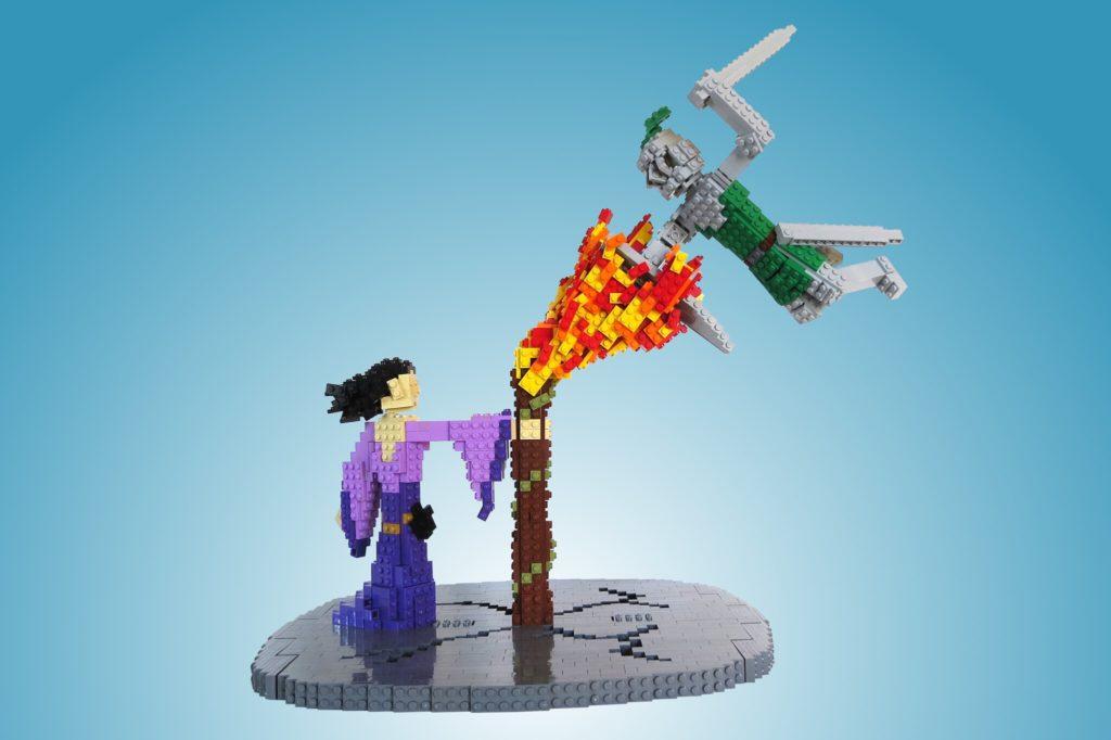 LEGO Duel
