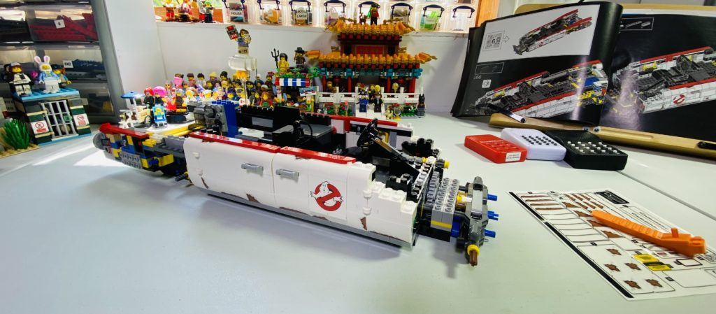 LEGO for Adults 10274 Ghostbusters ECTO 1 Emma Kennedy 2