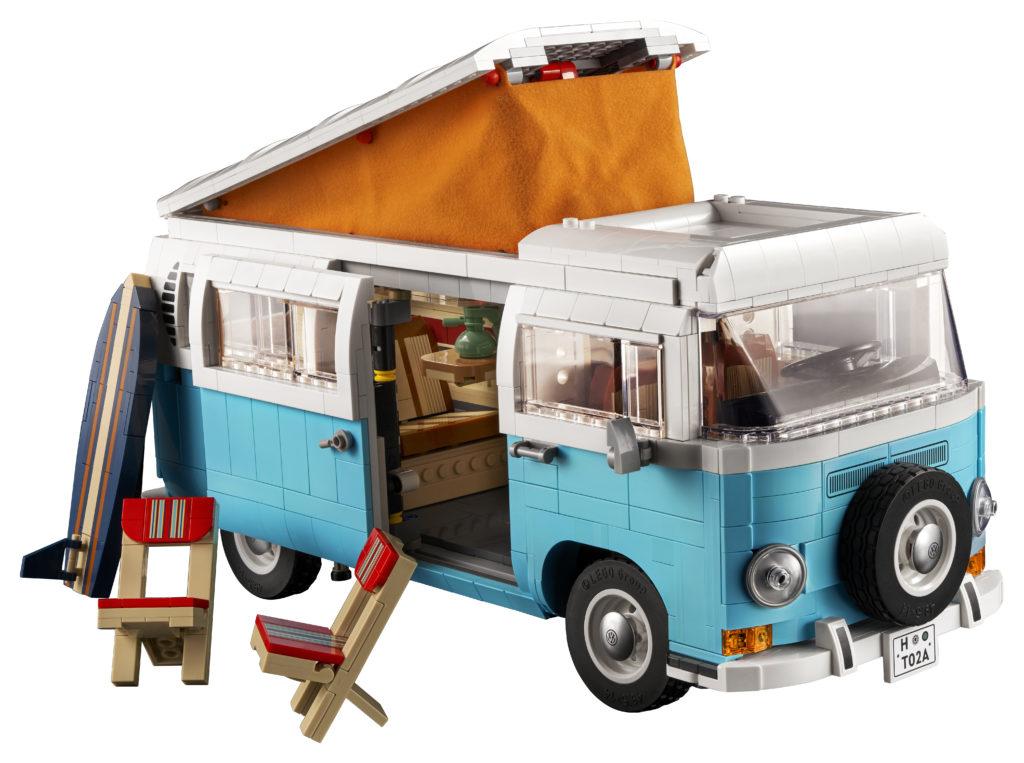LEGO for Adults 10279 Volkswagen T2 Camper Van 1