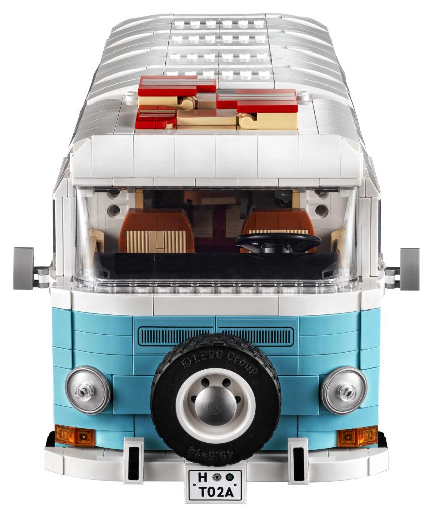 LEGO for Adults 10279 Volkswagen T2 Camper Van 27