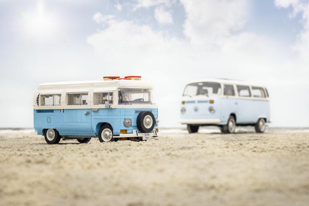 LEGO for Adults 10279 Volkswagen T2 Camper Van real life van 5
