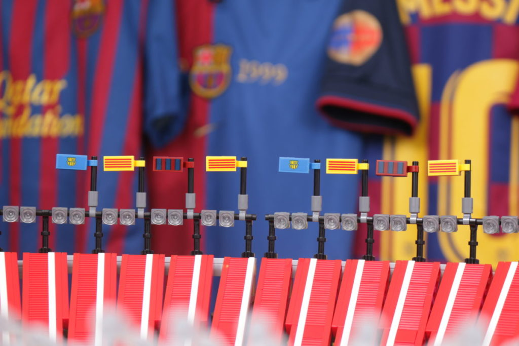 LEGO for Adults 10284 Camp Nou – FC Barcelona review 17