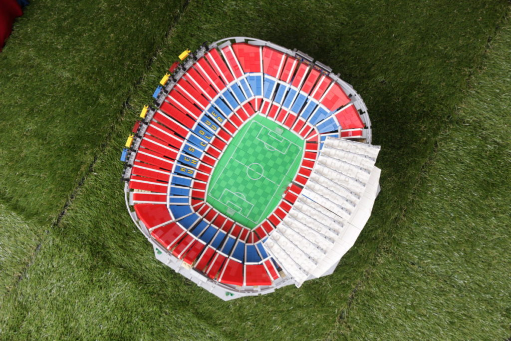 LEGO for Adults 10284 Camp Nou – FC Barcelona review 23