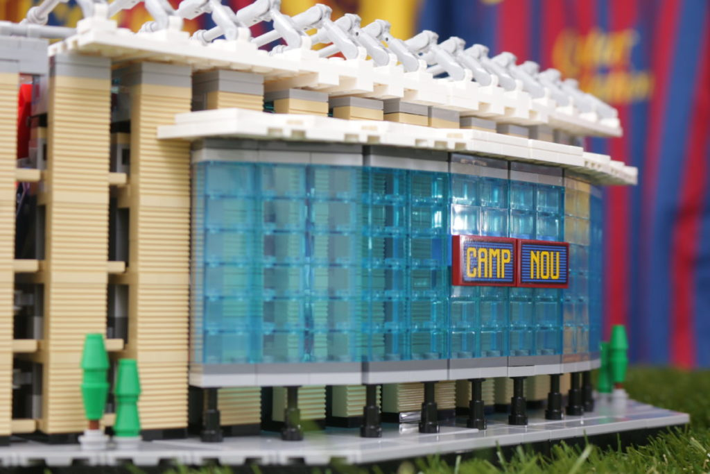 LEGO for Adults 10284 Camp Nou – FC Barcelona review 24
