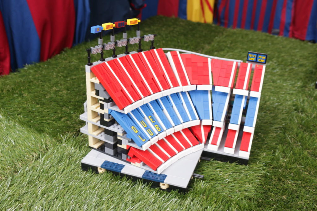 LEGO for Adults 10284 Camp Nou – FC Barcelona review 41