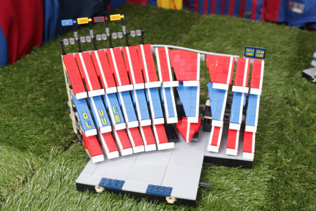 LEGO for Adults 10284 Camp Nou – FC Barcelona review 42