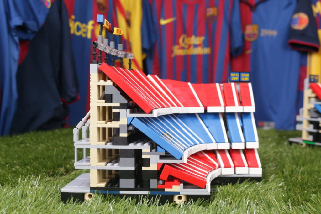 LEGO for Adults 10284 Camp Nou – FC Barcelona review 43 1