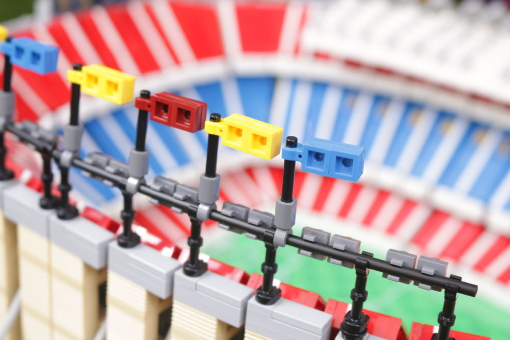 LEGO for Adults 10284 Camp Nou – FC Barcelona review 49