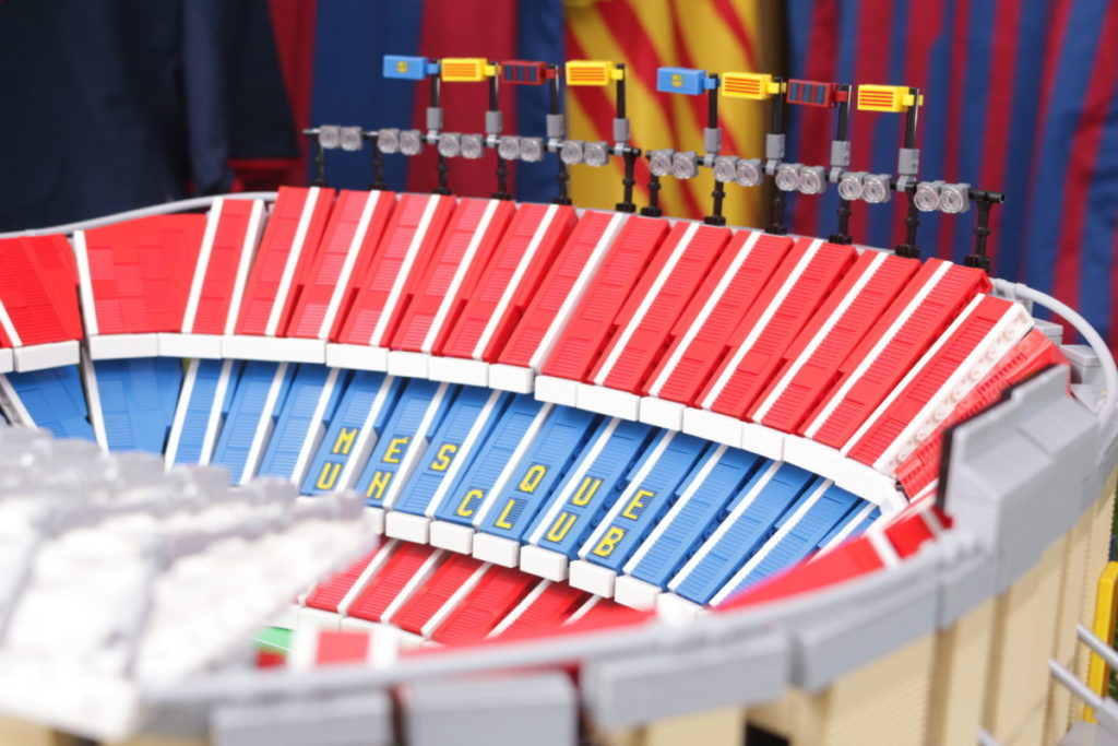 LEGO for Adults 10284 Camp Nou – FC Barcelona review 54