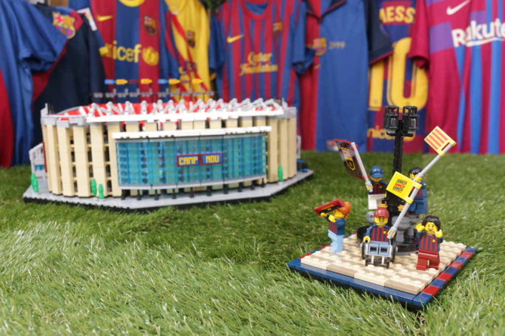 LEGO for Adults 10284 Camp Nou – FC Barcelona review 58