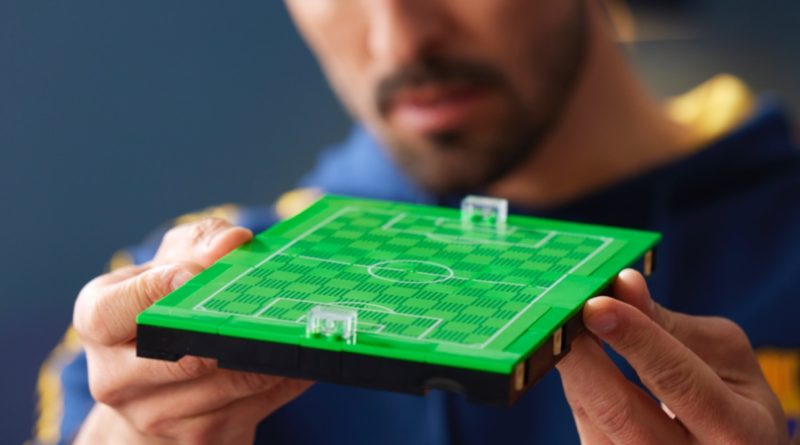LEGO for Adults 10284 FC Barcelona Camp Nou featured 5