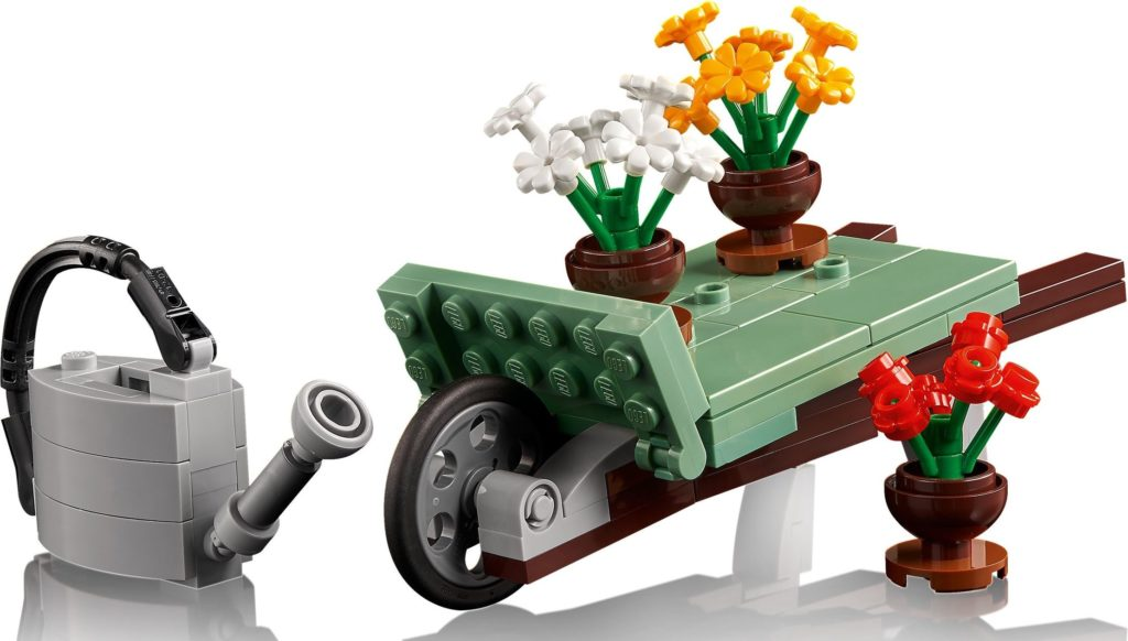 LEGO for Adults 10290 Pickup Truck 5